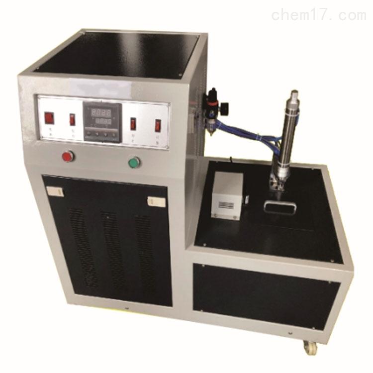塑料冲击脆化温度试验仪
