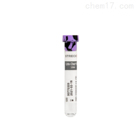 213361STRECK Cyto-Chex BCT采血管 6管5.0ml