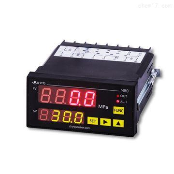 N50型智能数字压力温度显示仪表