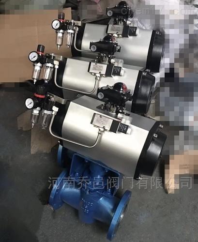 气动碳钢旋塞阀 气动不锈钢旋塞阀