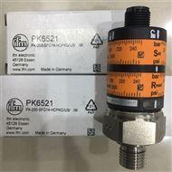 PK6522德国易福门电子压力传感器,进口IFM