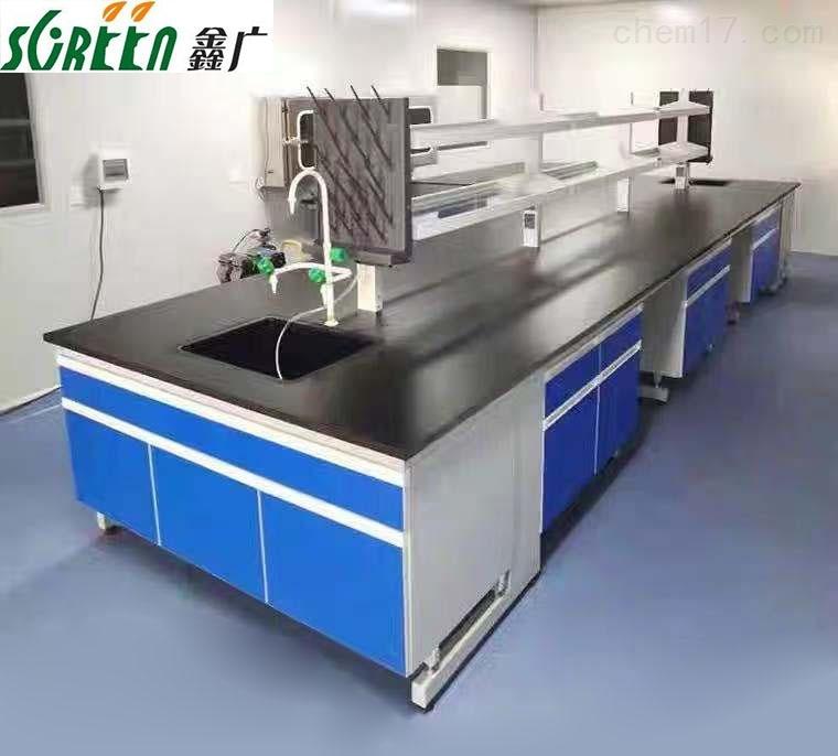 潍坊实验室家具,潍坊钢木实验台柜