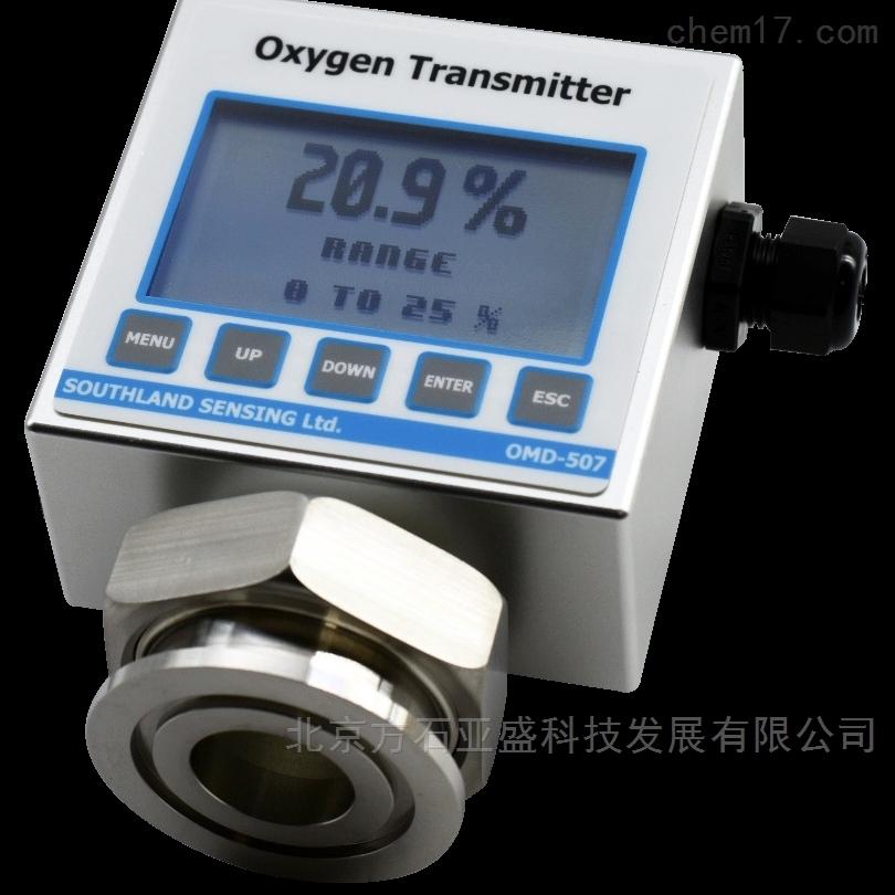 在线微氧分析仪