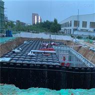 无焊接地埋箱泵一体化如何组装成型