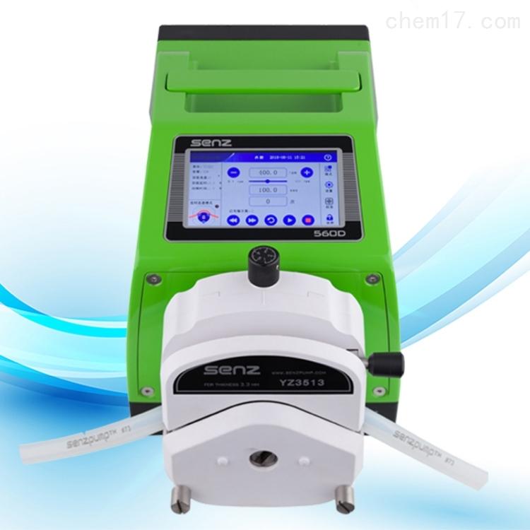 芯之 实验室 工业级 分配型蠕动泵 560D
