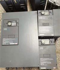 成都三菱变频器显示(E.OC2)报警维修