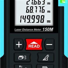150米高精度手持激光测距仪