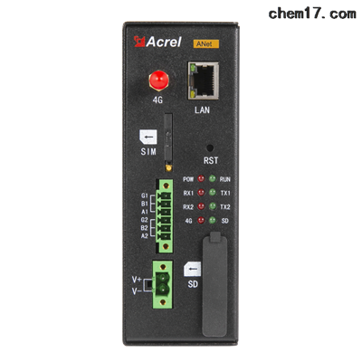 ANET-2E5S通讯管理机 仪表走RS485 集中采集数据网关