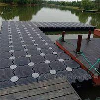 BT001太湖建造水上觀光浮橋碼頭