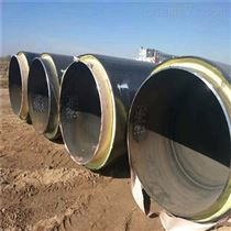 DN350聚氨酯地埋输水保温管价格