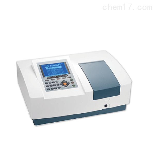 大屏幕扫描型HX-603可见分光光度计Y1