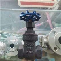 碳钢螺纹闸阀