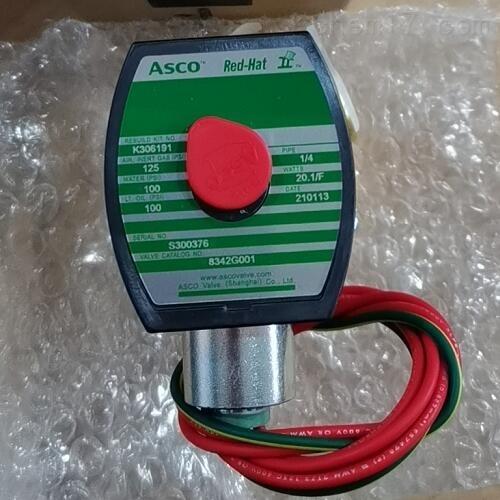 8342系列ASCO2位4通电磁阀详情