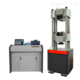 CKWAW-1000D微机控制电液伺服万能试验机