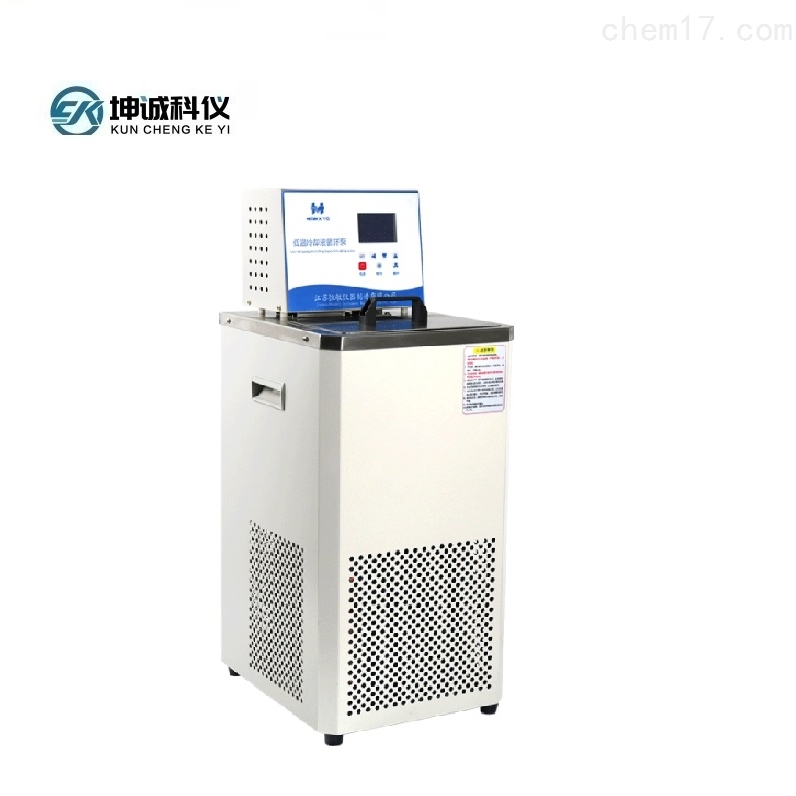 KDL-4020智能数显不锈钢低温循环泵