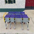 卸货滑梯搬运神器 无动力福来轮伸缩输送机