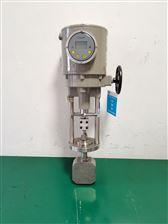 電動高壓小流量調節閥