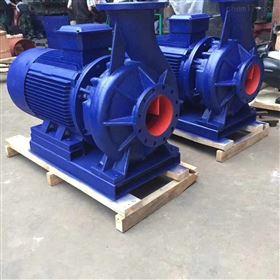 ISW125-25管道增压泵