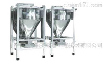 IBC1000L移动料罐+料仓优势
