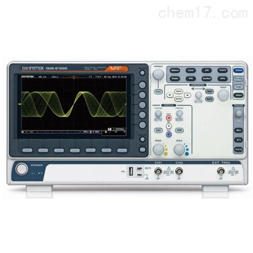 GDS-2000E系列数字存储示波器