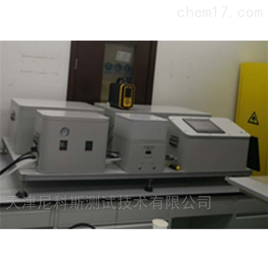 面罩死腔测试仪-吸入气体中CO2浓度