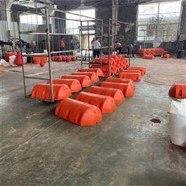 FT600*1000库区浮排式拦污阻污塑料浮筒