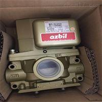 日本山武AZBIL的电动两通比例调节阀详解