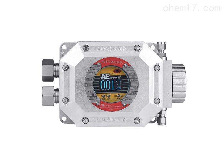电化学氧浓度分析仪