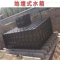 300 200 150 100立方高位地埋消防水箱