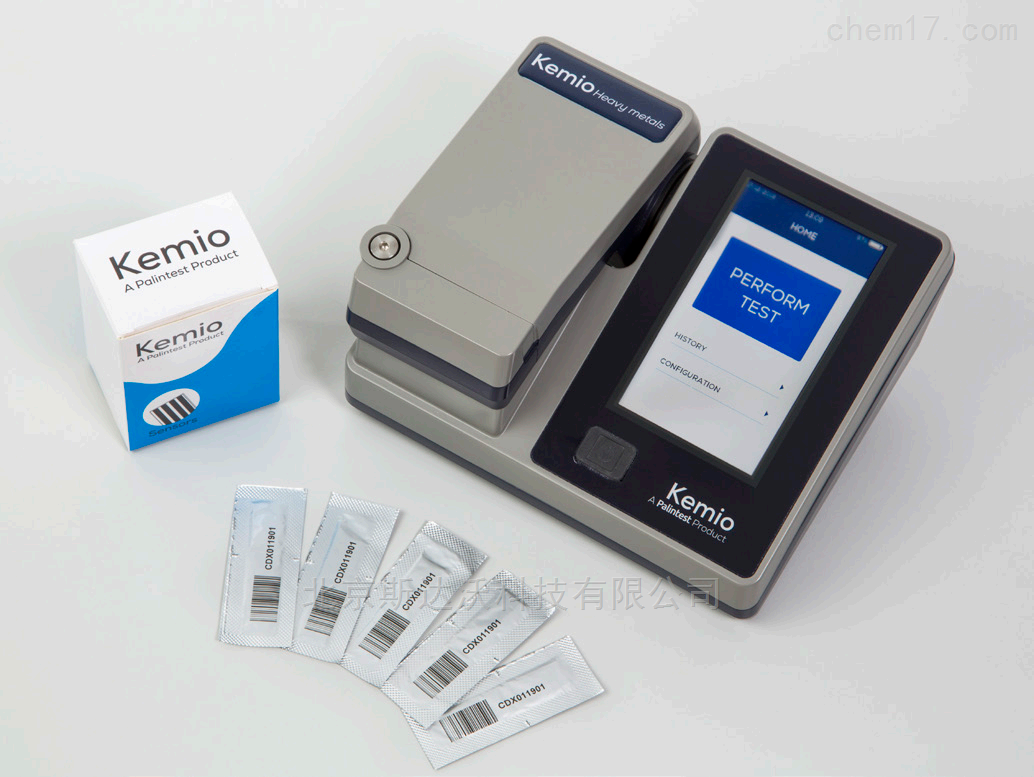 重金属扫描分析仪Kemio