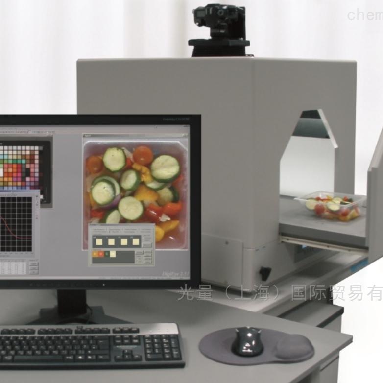 非接触式测色和影像处理系统