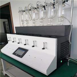 QYSO2-3Z蒸馏法测食品二氧化硫设备
