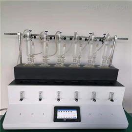 QYSO2-3Z食品中二氧化硫蒸馏仪