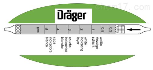 德尔格硫化氢检测管8101461明细