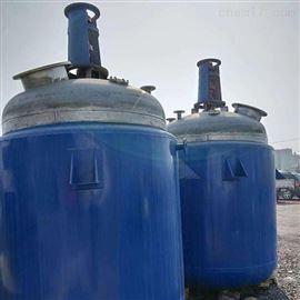 长期出售二手不锈钢反应釜一手货源