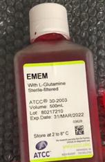 Eagle's Minimum Essential Medium (EMEM) 30-2003