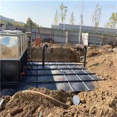 地埋箱泵一体化消防泵站成套费用