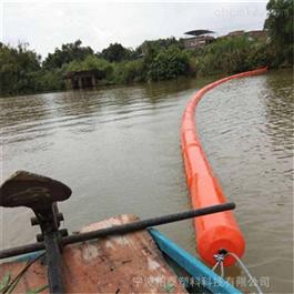 FT300*1000水面垃圾拦污浮筒拦截水面漂浮物