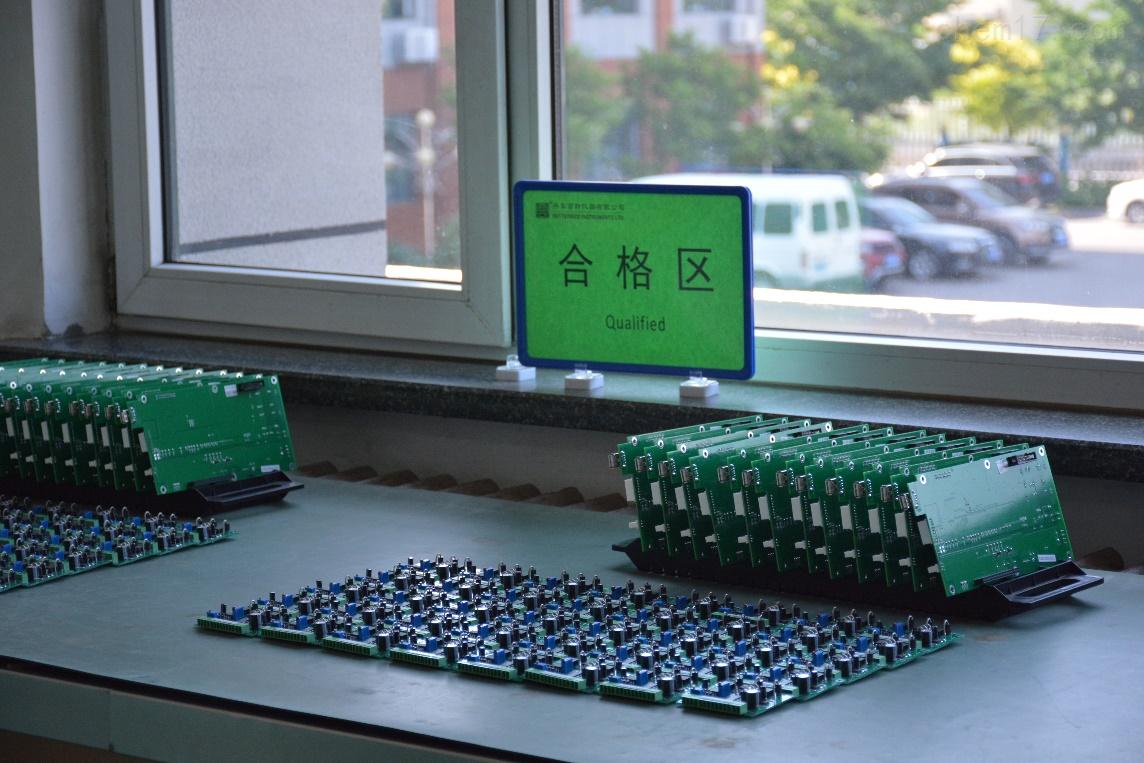 配件制造部——把好粒度仪生产第一道关