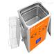 自動控制溫度保持恒溫超聲波清洗機