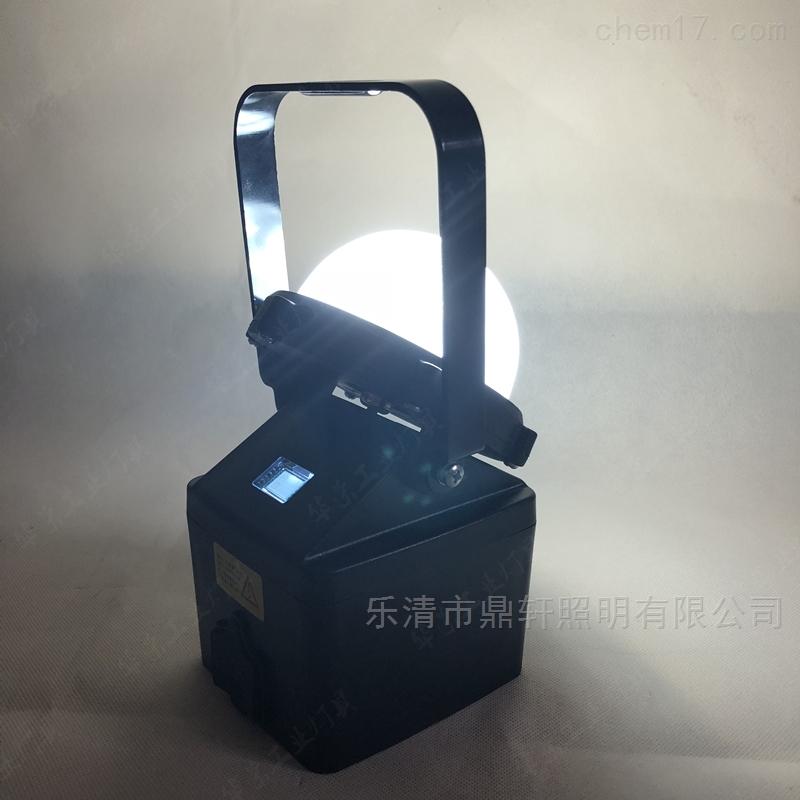 手提灯电量显示轻便式多功能防爆强光灯12W