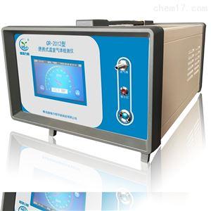 便携式温室气体检测仪 国瑞力恒 GR2012