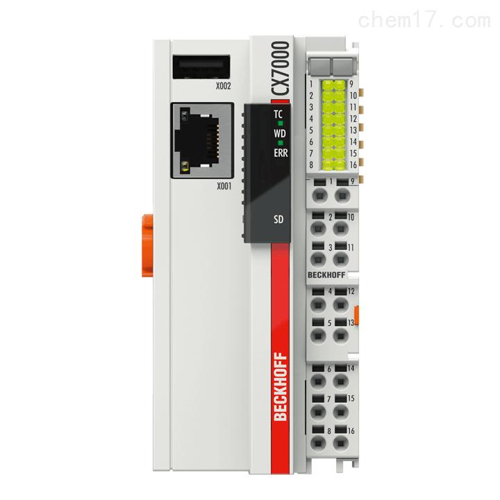 德国beckhoff嵌入式控制器
