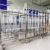 DYJ016颗粒自由沉降、离子交换实验装置,给排水