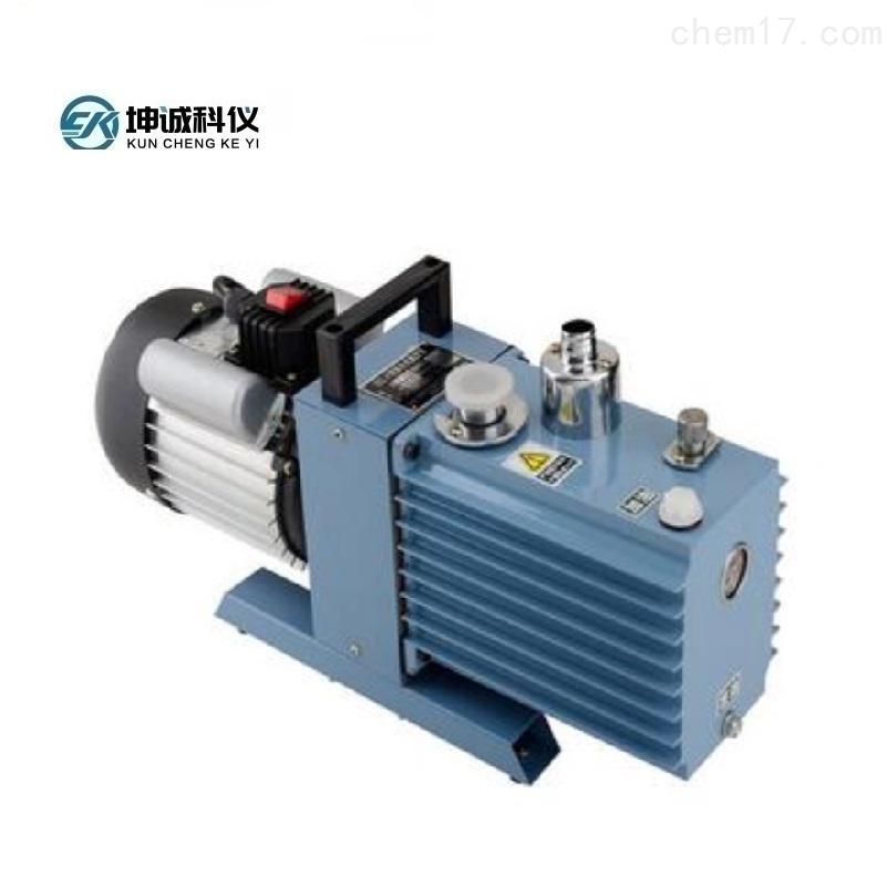 上海坤诚2XZ-4B直流式旋片式真空泵