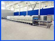 BGD-15-10还原铁粉隧道窑 电热式辊道炉 高温烧结炉