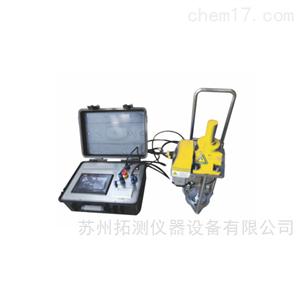 TTLB-20F智能路面层间粘结强度拉拔试验仪