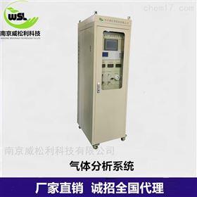 收尘器气体分析系统 威松利