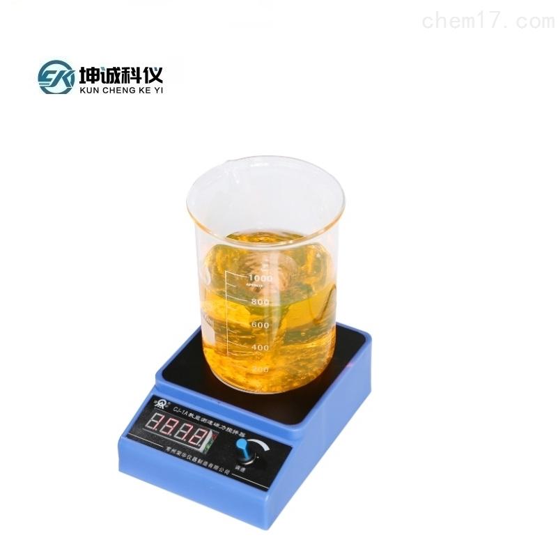 CJ-1A数显测速磁力搅拌器