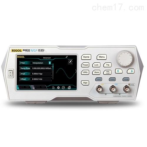 DG800系列函数/任意波形发生器